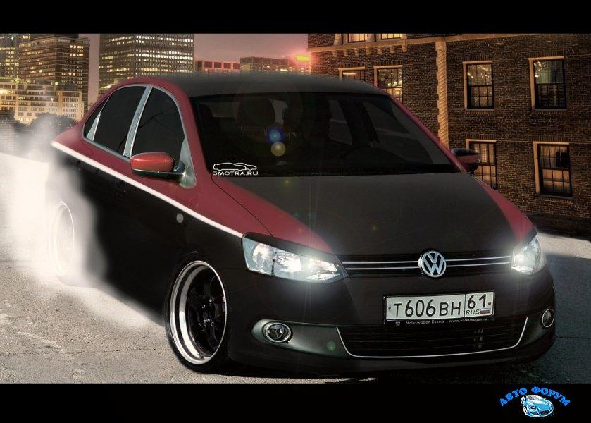 Поло седан: тюнинг гармоничного автомобиля 79